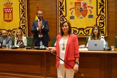 Ana Millán, nueva alcaldesa de Arroyomolinos
