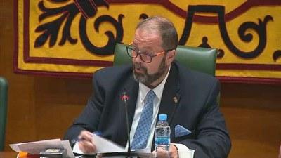Andrés Martinez, nuevo alcalde de Arroyomolinos