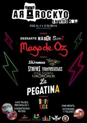 Arroyomolinos presentará en el Teatro CIAJ la IV edición del Festival Arrockyo en Vivo