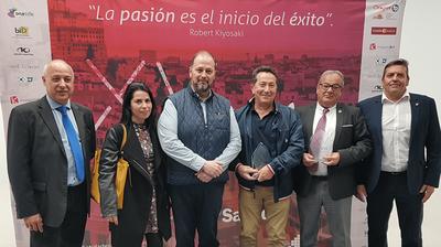 Arroyomolinos protagonista en la XV edición de los Premios AFES