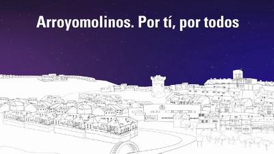 Arroyomolinos, seguimos avanzando
