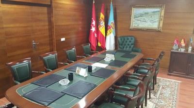 El Alcalde de Arroyomolinos, Andrés Martínez, configura la nueva Junta de Gobierno Local del Ayuntamiento