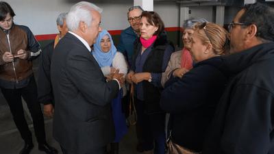 El Ayuntamiento de Arroyomolinos muestra su apoyo y colaboración ante la situación de los vecinos que residen en viviendas de la Agencia de la Vivienda Social de la Comunidad de Madrid en la zona de San Javier