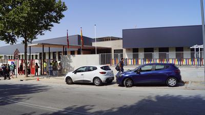 El CEIP Averroes abre sus puertas el 7 de septiembre