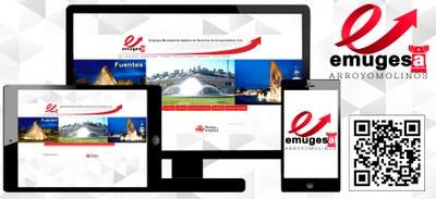 EMUGESA estrena nueva página web