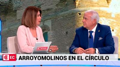 El pasado 15 de marzo el Alcalde de Arroyomolinos, Carlos Ruipérez, acudió al programa El Círculo de La Otra con la periodista Ely del Valle para hablar de la actualidad de Arroyomolinos.