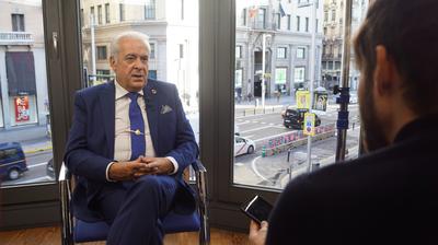 Entrevista a Carlos Ruipérez, Alcalde de Arroyomolinos, en Madridiario.es sobre la actualidad y los proyectos de futuro de Arroyomolinos