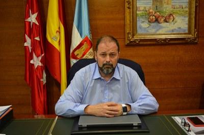 Entrevista al Alcalde de Arroyomolinos, Andrés Martínez, en Soy De