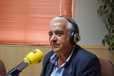 El Alcalde de Arroyomolinos, Carlos Ruipérez, fue entrevista el pasado martes 19 de septiembre en el programa Hoy por Hoy Madrid Oeste. La entrevista fue protagonizada por las medidas llevadas a cabo con el sector farmacéutico y la segunda fase del plan de ciudad cardioprotegida.