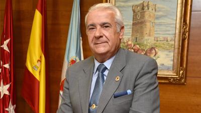 Entrevista con el Alcalde Arroyomolinos, Carlos Ruipérez, en el programa El Barómetro de Radio Intereconomía sobre la situación de las torres de alta tensión.