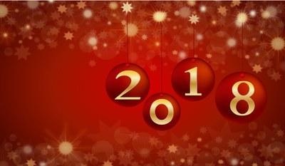 Feliz Año 2018 Arroyomolinos