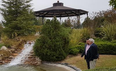 Las rías sufrían grandes pérdidas de aguas. Los trabajos han tenido un presupuesto de más de 73.100 euros y los ha realizado EMUVISA. El Alcalde, Carlos Ruipérez, y el Director General de EMUVISA, Javier Mellado, han visitado las instalaciones.