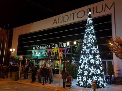 La programación de Navidad de Arroyomolinos ha sido protagonista en Radio Sol XXI, en el 99.8 FM, dentro del programa Diverpapis.