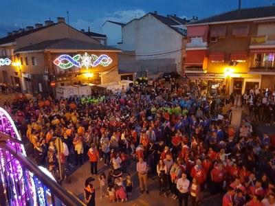 Multitudinario Pregón para inaugurar oficialmente las Fiestas del Corpus de Arroyomolinos
