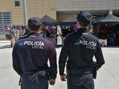 Refuerzos especiales de servicios durante las Fiestas del Corpus 2018