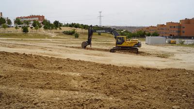 Se inician las obras del nuevo Centro de Salud de Arroyomolinos