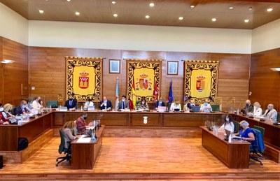 El Ayuntamiento de Arroyomolinos abrirá una cuenta en solidaridad con la isla de La Palma