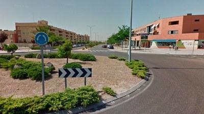 Bando: obras de asfaltado en Avda. Unión Europea