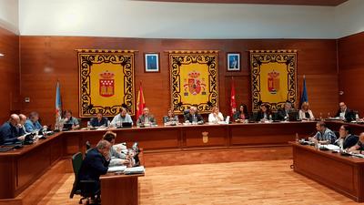 El 25 de enero a las 19:00 h, Pleno ordinario del Ayuntamiento
