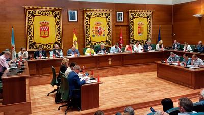 El 26 de julio a las 19:00 h, Pleno ordinario del Ayuntamiento