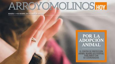 Arroyomolinos HOY es una publicación gratuita de periodicidad mensual que tiene por objetivo acercar a los ciudadanos la actualidad municipal, la cultura, el deporte y el movimiento asociativo, dando voz a todos los colectivos de la localidad.