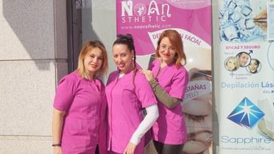 Mujeres de Arroyomolinos