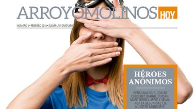 Ya está disponible el cuarto número de Arroyomolinos HOY