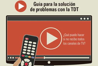 Los afectados en la calidad de recepción de la señal de TDT tendrán 6 meses para solicitar la instalación gratuita de un filtro.