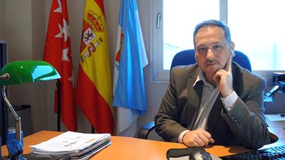 Entrevista con José Manuel Artés, Concejal de Comunicación, en Sur Madrid sobre los proyectos de la concejalía para 2018 y el desafío catalán
