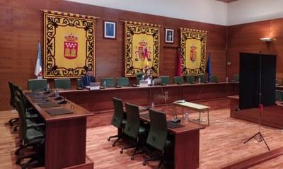 El Pleno del Ayuntamiento de Arroyomolinos aprueba la cesión de una parcela a la Comunidad de Madrid para la construcción del tercer Instituto de Secundaria