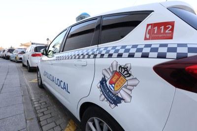 El Ayuntamiento de Arroyomolinos tiene previsto la incorporación en los próximos meses de otro para atestados, además de un camuflado, uno de alta cilindrada, dos 4x4 y dos SUV.