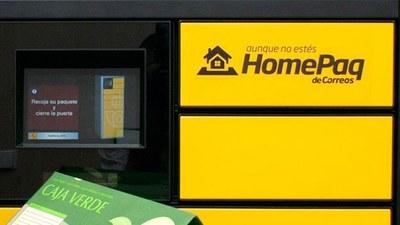 Acuerdo con Correos para la instalación de casilleros HomePaq en dependencias municipales