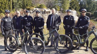 Arroyomolinos pone en marcha la Policía de Proximidad.