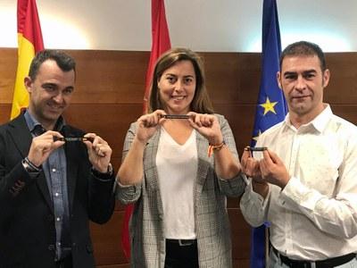 Arroyomolinos, primer municipio de España que colabora con los miembros de los Cuerpos y Fuerzas de Seguridad del Estado