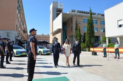 El Ayuntamiento de Arroyomolinos mejora las condiciones laborales y retributivas de la Policía Local