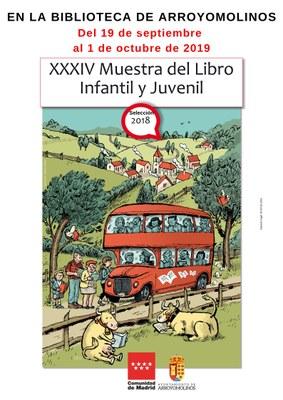 XXXIV Muestra del Libro Infantil y Juvenil