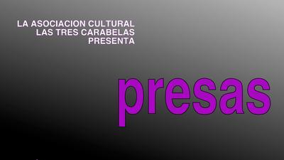 """La Asociación de Teatro Las Tres Carabelas estrena """"Presas"""" en Arroyomolinos"""