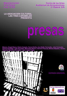 Un drama ambientado en la postguerra española y que nos lleva a una cárcel de mujeres. La mujer, la violencia, la libertad, la reinserción o la esperanza serán algunos de los temas protagonistas que se pondrán en liza en el escenario del Auditórium.