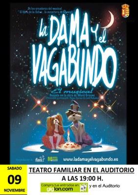 El musical.  Basada en la obra de Ward Greene Dirección y creación Pepe Ferrer & Geli Peñalver