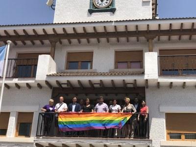 El Ayuntamiento de Arroyomolinos se adhiere a la Declaración Institucional de la FEMP con motivo del Orgullo LGTBIQ