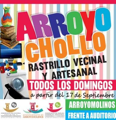 Arroyochollo abre sus puertas este próximo domingo 17 de septiembre