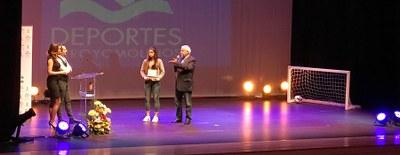 Arroyomolinos celebró su gala de entrega de Premios del Deporte 2016