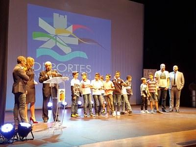 Arroyomolinos entrega los Premios del Deporte 2017