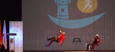 Arroyomolinos entrega los Premios del Deporte 2018