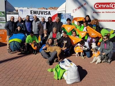 En Arroyomolinos 280 participantes decidieron ponerle patas a la ELA