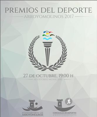El trabajo y esfuerzo de deportistas, clubes, entrenadores y patrocinadores será reconocido en el Auditorium de Arroyomolinos el próximo viernes a las 19:00 de la tarde.