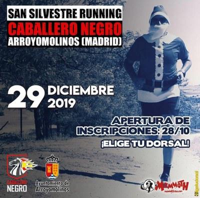 Arroyomolinos, primera ciudad de España en celebrar una San Silvestre con dos modalidades