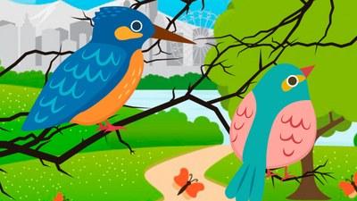8º Certamen Ornitológico 'La Timbrada' Canto de aves en Arroyomolinos