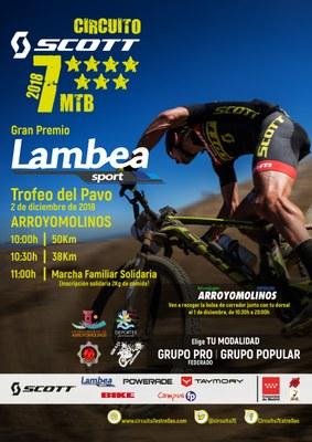 Arroyomolinos será la sede de la última prueba del Circuito Scott 7 Estrellas MTB de Madrid.