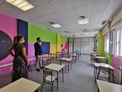 Cuatro colegios de Educación Infantil y Primaria crean nuevas aulas para cumplir con la ratio fijada por la Comunidad de Madrid